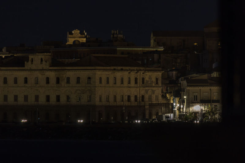 Architecture Carcere Borbonico City Night Night Lights Nightphotography Ortigia Ortigia By Night Ortigiabedda Ortigiaisland Outdoors Prison Sicilia Siciliabedda Sicily Siracusa Siracusabedda UNESCO World Heritage Site