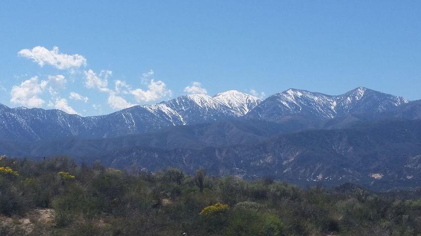 California Love desert mountains