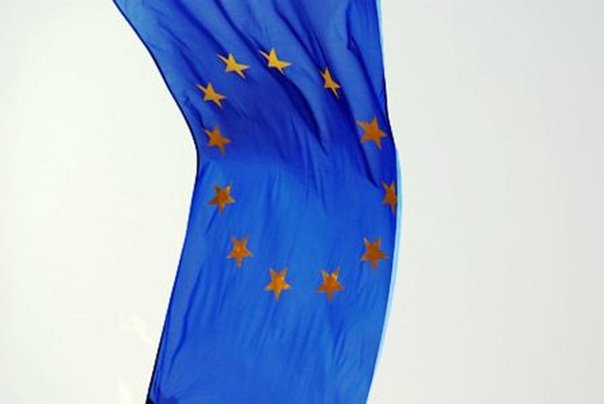 flag of eu Blue Day Eu Europe Europe Flag European Union Flag Stars Wave White Background