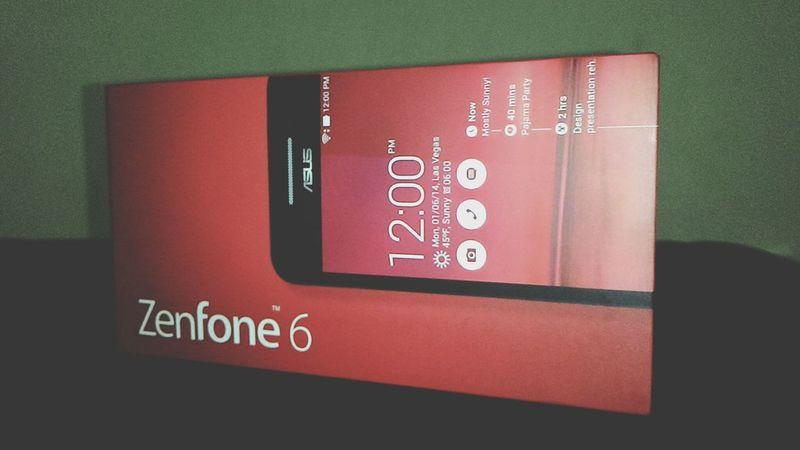 Asus Zenfone6 .Finally