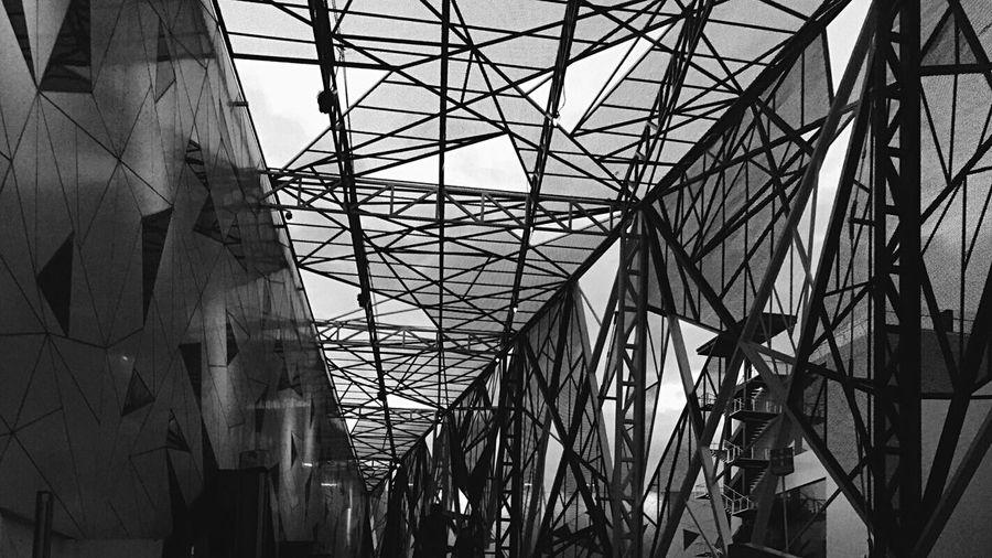 Fractal Built Structure Architecture