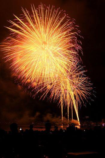08152016 諏訪湖湖祭上花火大会 諏訪湖花火大会 Fireworks 諏訪湖 花火 Japan Summer