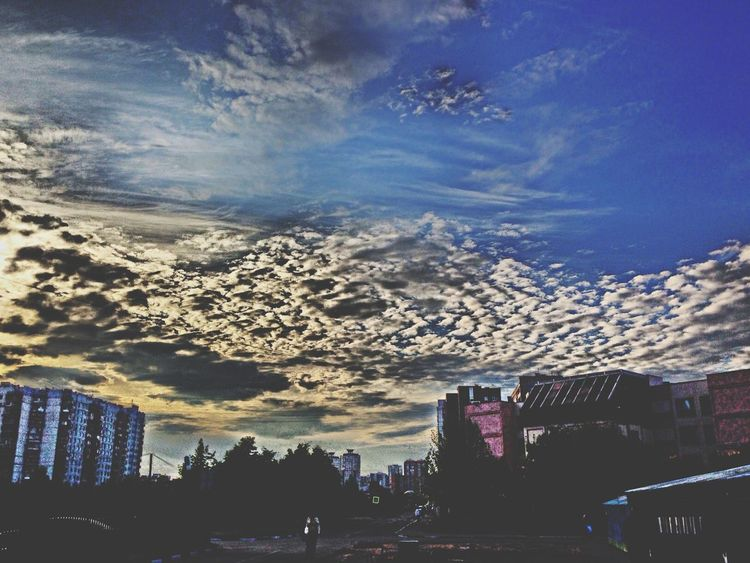Sky Blue Sky Clouds Clouds And Sky