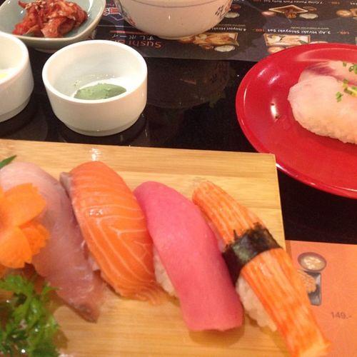 Yummy Sushi Sushiboy The mall ngamwongvan