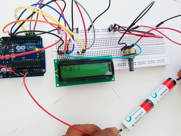 Arduino Project Corrente Tensão Data Business Finance And Industry Complexity Innovation