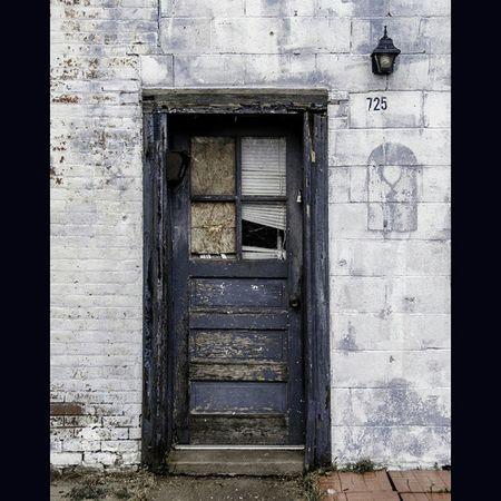 18/365 365 Old Door Decrepit fallingapart