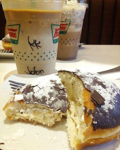 KK. Cronuts KrispyKreme