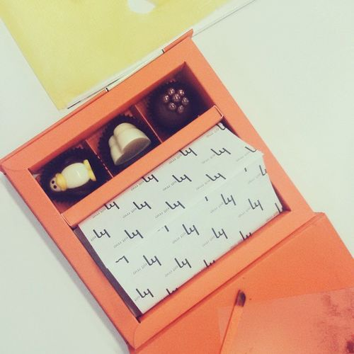 Vscocam Meltme Chocolate Presentationproject ??