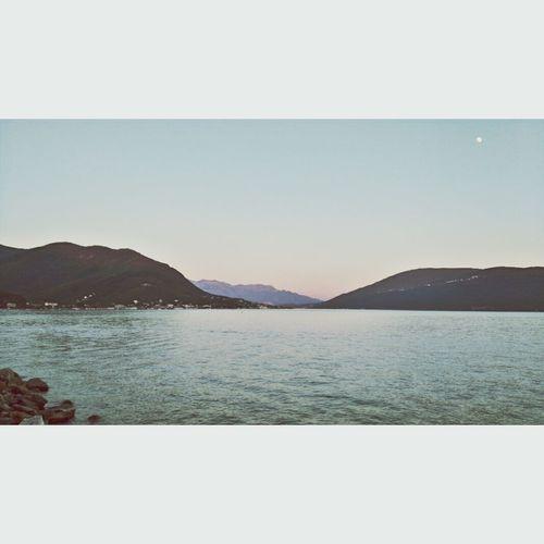 Beauty Of Montenegro Montenegro Wild Beauty Sky Sea And Sky Sea_collection Seaside Seascape Seashore Bayofkotor