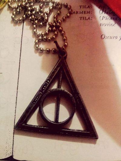 Una Reliquia En Mis Manos! Las Reliquias De La Muerte Harry Potter Harrypotter Harry Potter ⚡ I'm Not A Muggle
