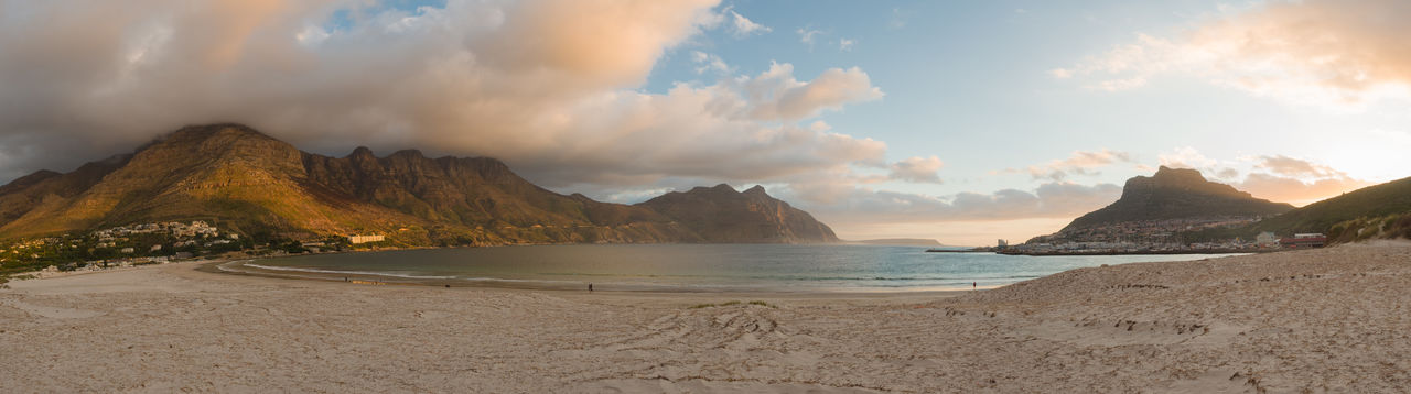 Beach Beauty In Nature Cloud Cloud - Sky Cloudy Coastline Hout Bay Hout Bay Beach Idyllic Mountain Nature Non-urban Scene Outdoors Remote Scenics Sea Shore Sky South Africa Tourism Tranquil Scene Tranquility Travel Destinations Vacations Water