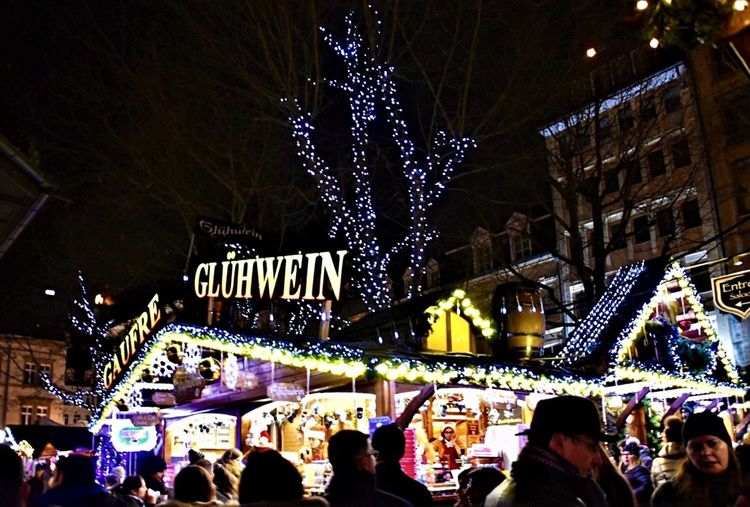 Christmas Lights Christmas Around The World Illuminated Night Crowd Large Group Of People Real People Lighting Equipment Christmas Christmas Decoration Christmas Lights Leisure Activity Women Lifestyles Men Celebration Christmas Market Christmas Tree Tree City Market Outdoors (null)City Luxemburg The Photo Of Week In EyeEm