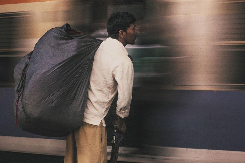 Commuting Public Transportation People Photography Hardlife