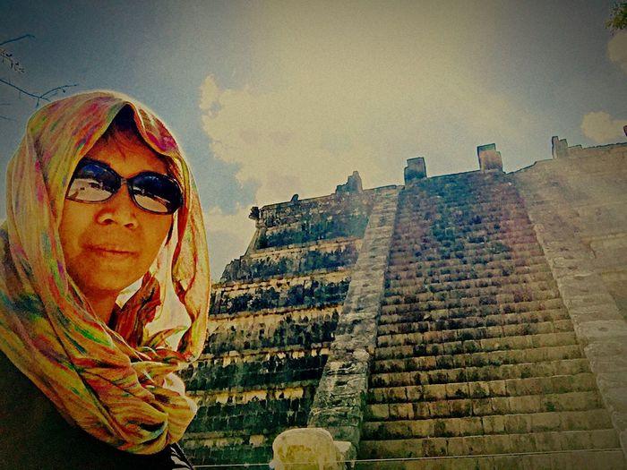 Pastel Power LLLimages Chichen Itza Chichen-Itzá Yucatan Mexico PyramidofKukulcan IPS2016People