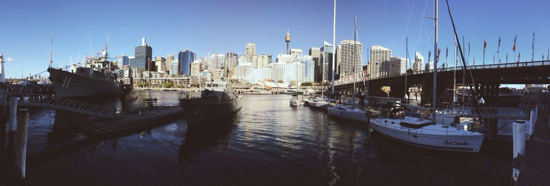 Darling Harbour Sydney City