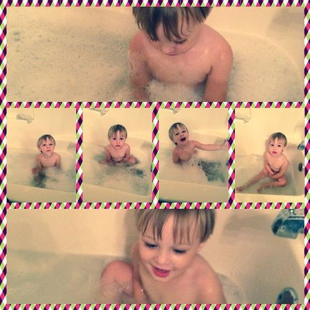 BeFunky because he loves baths and he is my pride and joy<3 ILoveMyBabyBoy Nevercanreplace