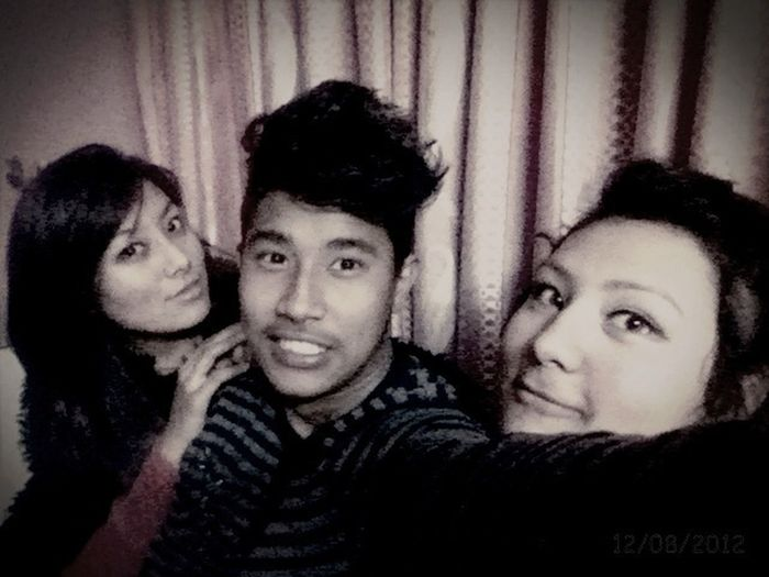 With Broda Nd Sista