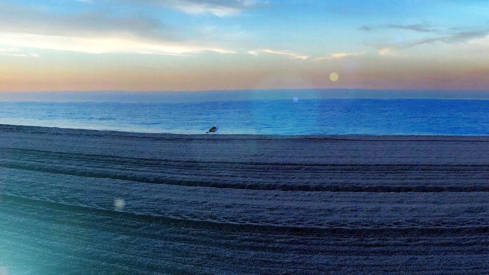 Sea Water Sky Horizon Over Water Scenics - Nature Beauty In Nature Horizon Beach