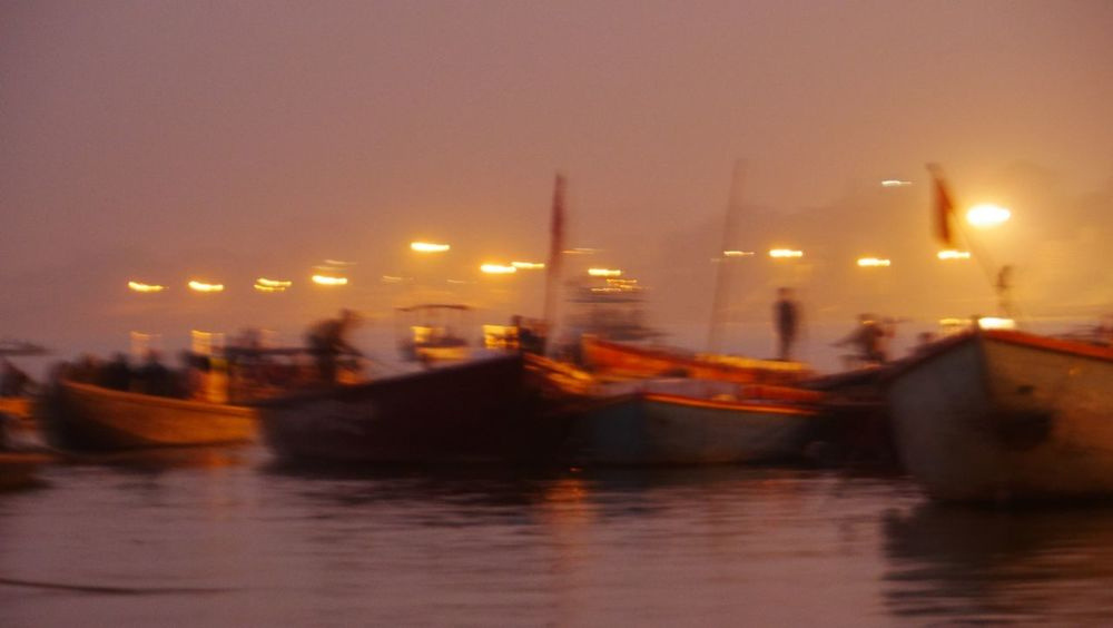 ganges Blurry Ganges Ganges River India Blurry Vision Blurry On Purpose Blurry