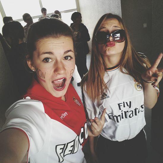 Carnaval Margaux  Love ♥ Footballeuse