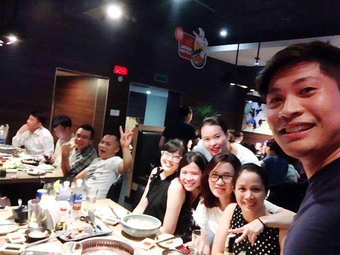 PartyTime 🎉🎁 Colleaguesarefriends