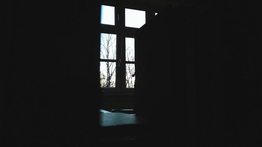 The Way Out. · Hamburg Germany 040 Hh Barmbek Indoors  Window Outside Light Light And Shadow Tristesse Winter Tristesse Still Life Minimalism Hope Despair Questions