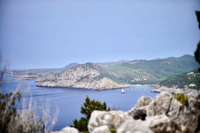 Benirras Laislabonita Ibiza Fromupabove Mediterranean  Sky