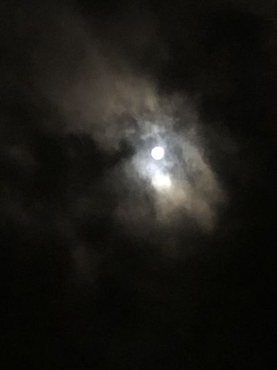 Sky Night Moon