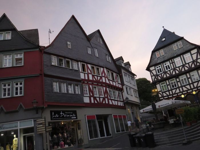 Architecture Arts Built Structure Germany Half-timbered Houses Historic Downtown Old City Travel Photography Wetzlar