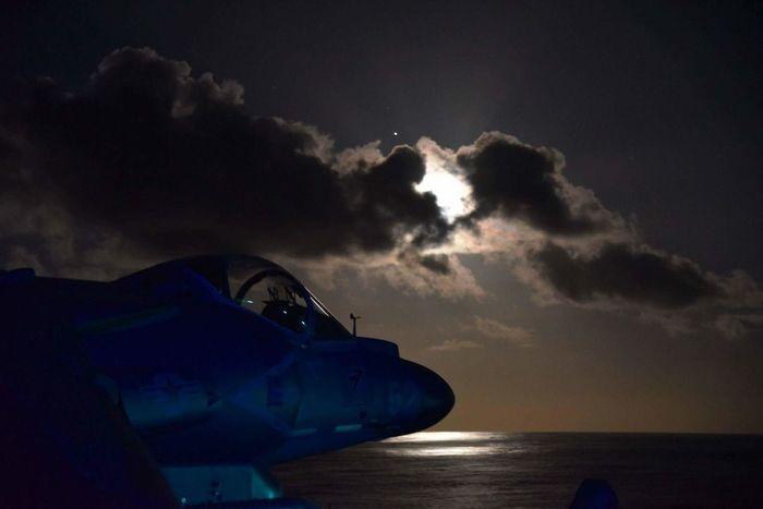 USMC U. S. Marine Corps Good Night Moon