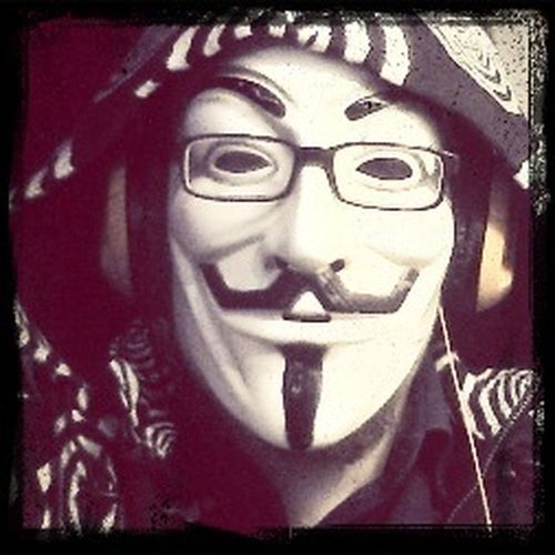 Anonymal by Cubeloon Anonymal Guy Fawkes Mask