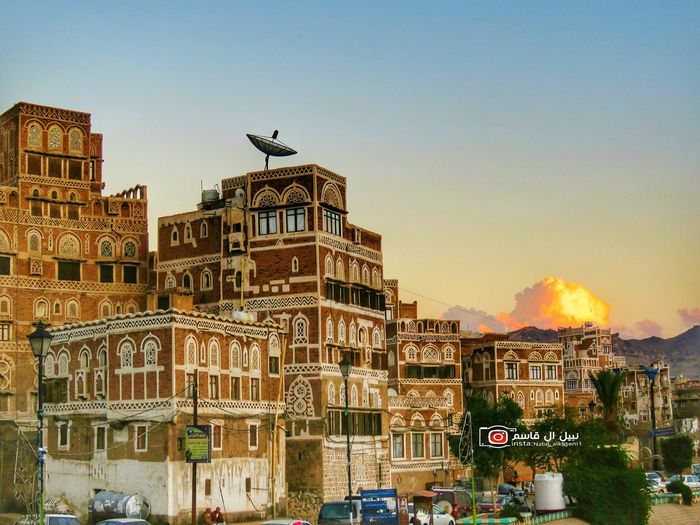 yemen صنعاء القديمه صنعاء اليمن نبيل_ال_قاسم