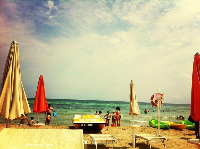 Holiday Enjoying The Sun Sunshine Sea