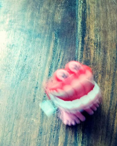 Timeless Wind Up Teeth Novelty Teeth Novelty Toy Teeth Simple Things In Life Awesomeness Simple Object Plastic Toy Oldschool Plastic Little Things Capturing Movement Windupteeth Small Things Cool As