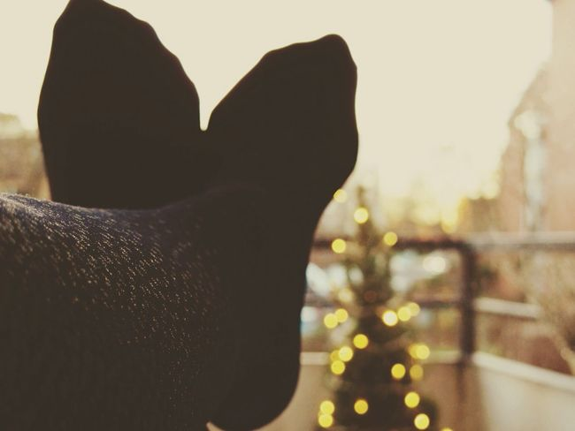 Feeling festive TK Maxx Socksie Always Be Cozy Feet Human Body Part Relaxing Festive Mood Selective Focus Christmas Decorations Seasonal Decorations Chilling At Home Lifestyles From My Point Of View Canon Soft Colours Gold Glitter Golden Shimmer Celebration