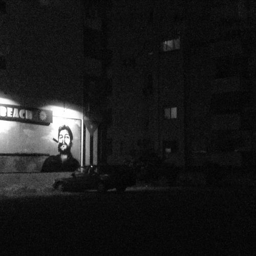 Night at Beach . Blackandwhite Black And White Summer Streetphotography Monochrome Mobilephotography Odetomycity Myalbania