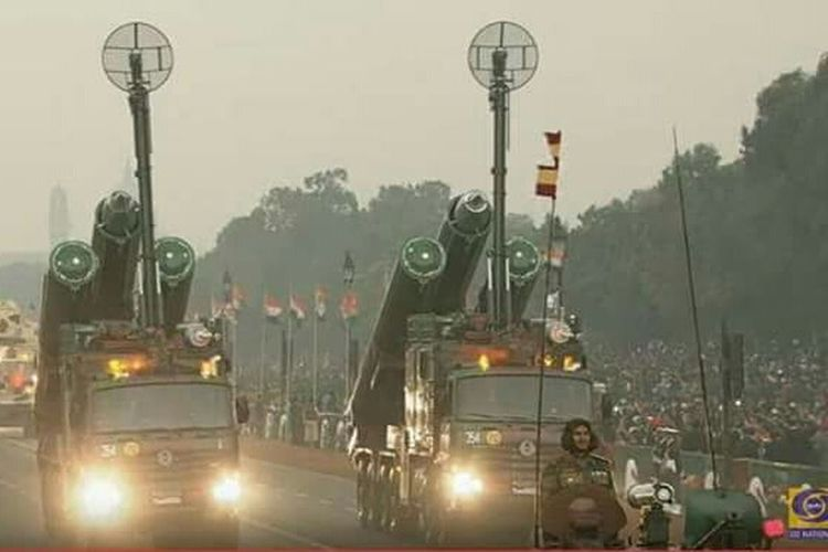 2017 Republic Day Republic Day India PROUD TO BE INDIAN Celebration Feeling Proud! Happy Republic Day Of India Worlds Largest Democracy Patriotism No People Weapons Outdoors Display