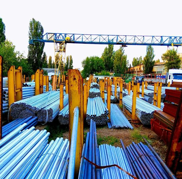 Pipe - Tube Tube Industry No People бекас