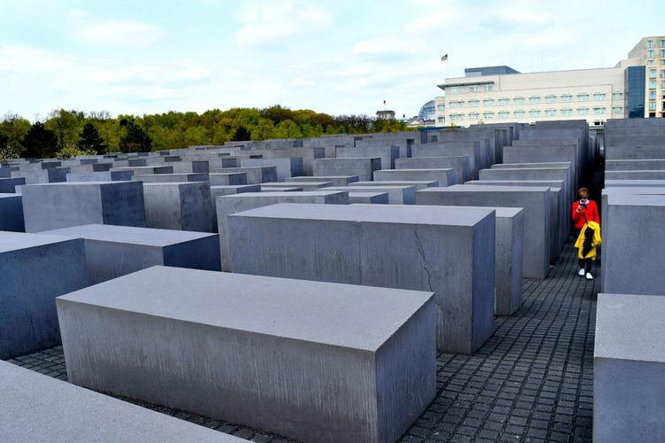 Holocaust MemorialBerlin Germany The Architect - 2016 EyeEm Awards