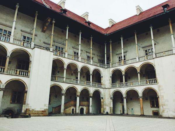 Wawel  Poland Castle Renaissance Architecture Historical