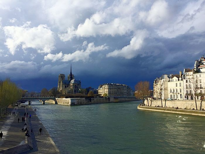 Stormy weather over Notre-Dame Cathedral, Paris No Filter No Filter, No Edit, Just Photography Notre Dame Cathedral Cathedral Cathédrale Notre-dame De Paris Paris ILE DE LA CITE Stormy Stormy Weather Stormy Sky Clouds And Sky EyeEm Best Shots Eye4photography  EyeEm Gallery EyeEmBestPics EyeEm Best Shots - Nature EyeEm Best Shots - Landscape City Skyline City Life Sightseeing Cityscape City The Traveler - 2018 EyeEm Awards