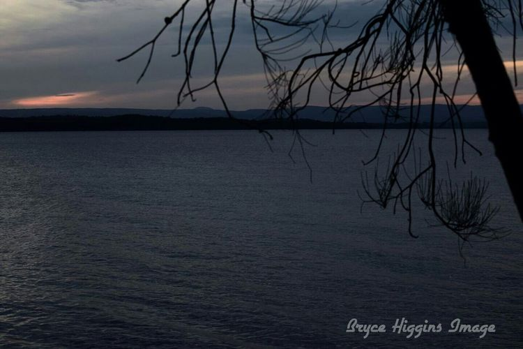 Something different.. Water Nature_collection Waterfront Outdoors Nature Landscape Sunset Lake View Enjoying The View Great Views