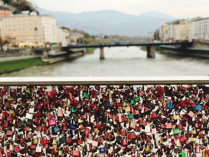 Key locks on