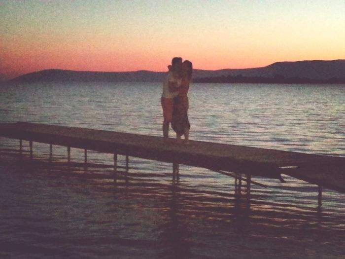 kiss me hard before you go, summertime sadness ....