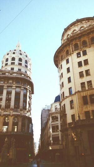 Architecture Building Exterior Built Structure Low Angle View City Outdoors Argentina City Views City BsasCity Façade Buenos Aires Art Is Everywhere Architecture The Architect - 2017 EyeEm Awards