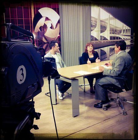 Programa Além Da Notícia Missão Trabalho TV Canção Nova