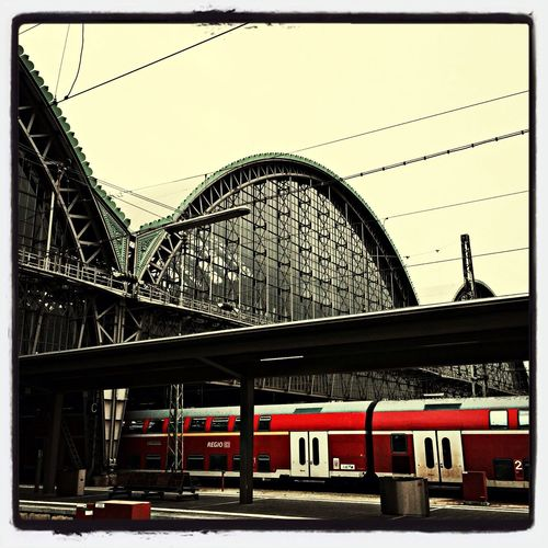 Frannkfurt Am Main  Kopfbahnhof