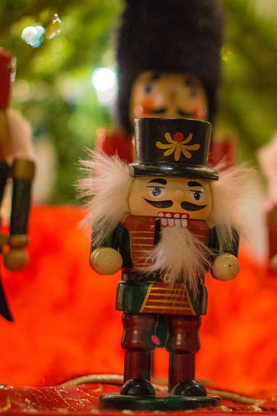 Christmas Christmastime Close-up Holydays Indoors  Nutcracker Nutcrackers Xmas Xmas Decorations