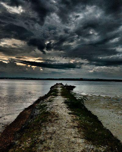 EyeEm Best Edits Vscocam Beauty In Nature Horizon Over Water