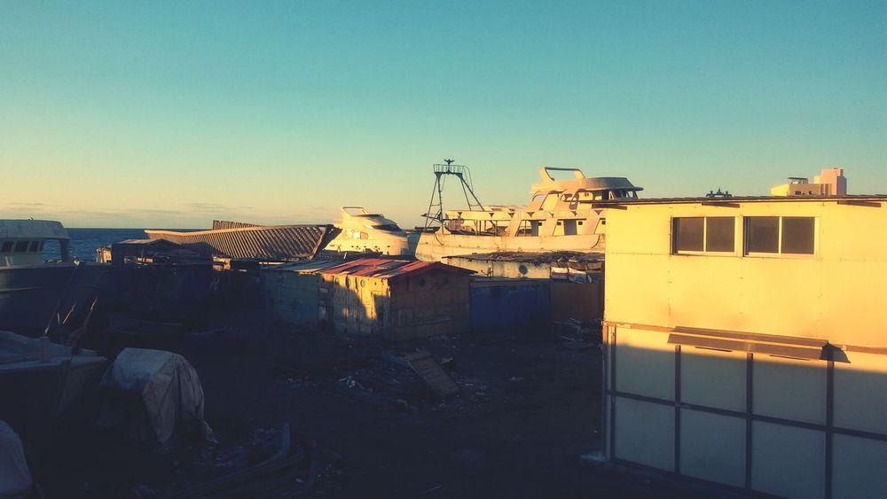 Ship Ships⚓️⛵️🚢 Shipbuilding Yard Sea Bahary Alexandria